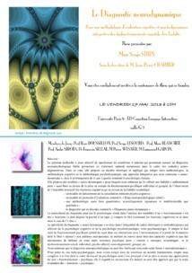 """Diagnostic """" neurodynamique """". Soutenance de thèse de Mme Senja STIRN."""
