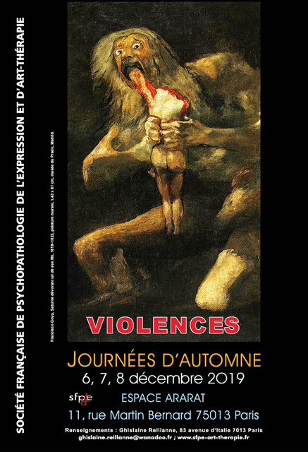 Violences - Journées de la SFPE-At