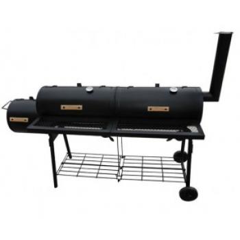 Barbecue à la Gates (Kansas, USA). Plat principal