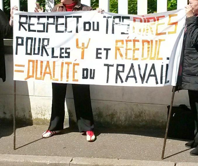 Pétition à signer en soutien des salariés du CIDE, psychologues en grève depuis le 5 mai