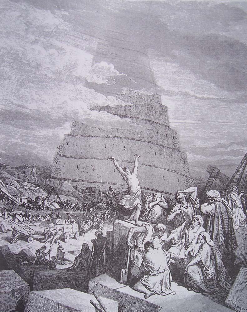 La bible illustrée par Gustave Doré