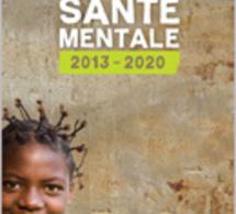 Santé mentale monde : Plan OMS 2013-2020