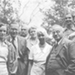 ADLER Alfred avec sa famille et ses amis