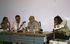 Journée SFPE-AT à Mulhouse, 2002, avec F. Granier, P. Moron, Y. Mourtada, S. Stirn.